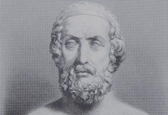 Homero y Hesíodo