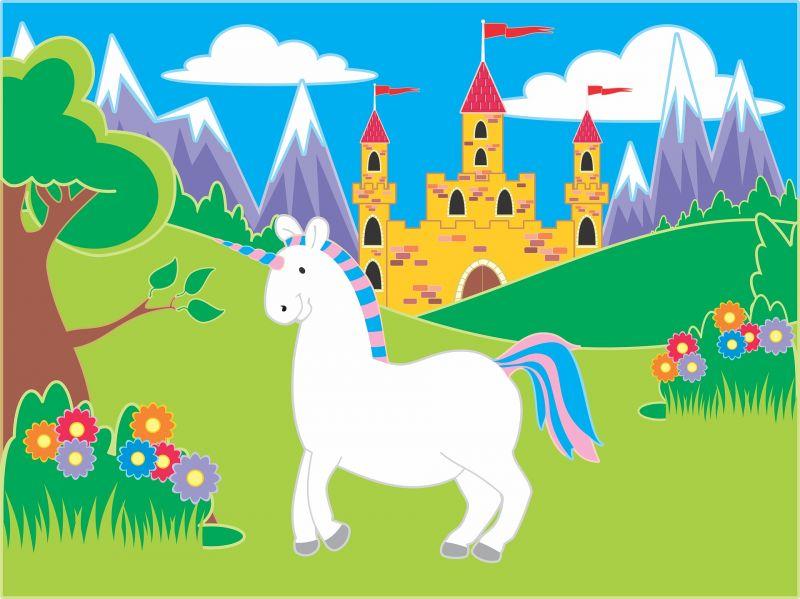 El unicornio   Belleza y pureza