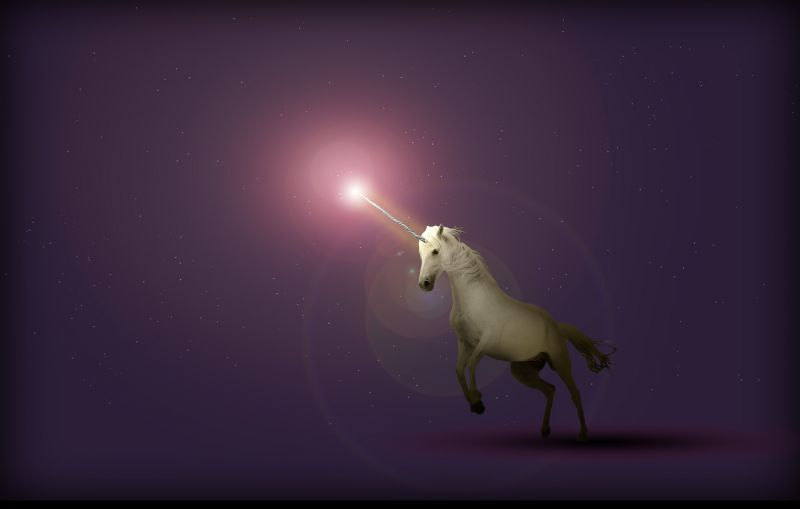 El unicornio   Origen y características