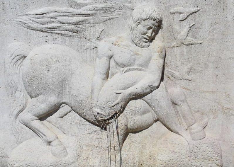 El centauro, mitología, leyendas, relatos, qué es
