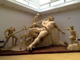 Polifemo , Galatea y Ulíses