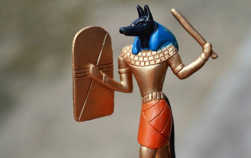 Anubis Quién es, origen, historia, representación, dios Mitología egipcia