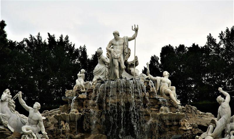 La mitología griega